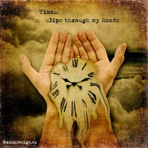 Time-slips-through-your-hands Take Back Your Time